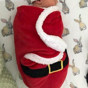 Santa suit swaddler 🎅🏻